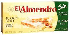El Almendro #Torrone #Diabetes #DoceVida