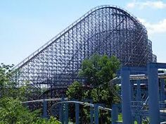 Image result for King's Island Ohio roller coaster