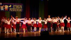 Rytmiczne Przedszkolaki - Taniec 3 i 4