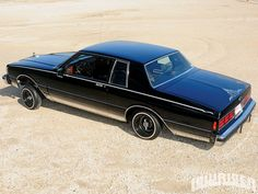 1987 Chevy Caprice Rare coupe https://mrimpalasautoparts.com