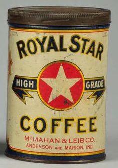 Royal Star High Grade Coffee