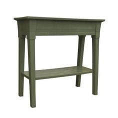 For my strawberry plants :) - 36 in. Garden Planter in Sage-9303-01-3700 at The Home Depot