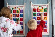 Christmas Advent Calendar craft kits for children - image #748
