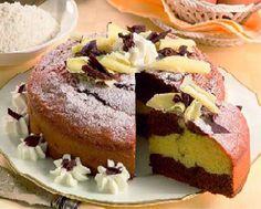 ♥ ◄(Clicca qui X: Torta bicolore