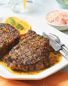 Rib-Eye Steak alla Fiorentina | Cuisine at home eRecipes