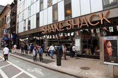 Shake Shack debuts on NYSE, price rises dramatically | Shake Shack  #ShakeShack
