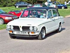 triumph dolomite sprint mine looked just the same.best triumph car I had Retro Cars, Vintage Cars, Triumph Car, S Car, Car Stuff, Old Cars, Buses, Cars Motorcycles, Dream Cars