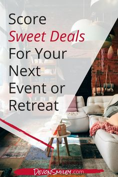 Essentials For Hosting A Profitable Event or Retreat- Devon Smiley Negotiation Consultant & Speaker Event Planning Business, Business Events, Business Tips, Online Business, Business Pictures, Small Business Start Up, Essentials, Business Inspiration, Public Speaking