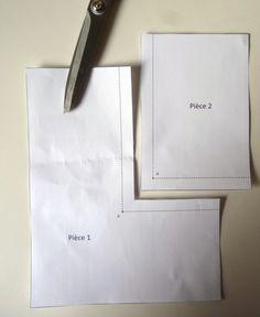 Comment poser un biais avec angle droit trucs couture pinterest angle droit biais et angles - Coudre un biais en angle ...
