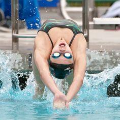 favorite sport: Swimming