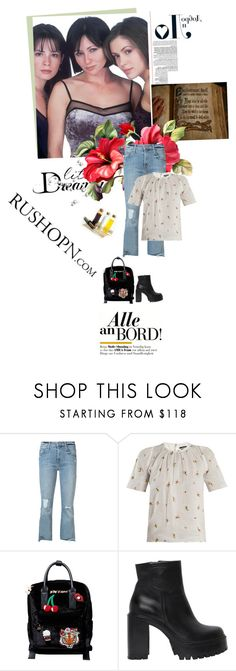 """""""4. Witch - 50 Characters Challenge"""" by fashionqueen76 ❤ liked on Polyvore featuring Mother, Isabel Marant, Betsey Johnson, Strategia and Jennifer Lopez"""