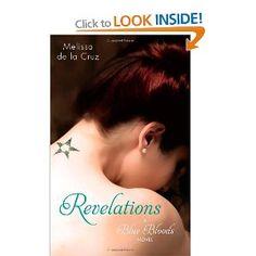 Blue Bloods 3: Revelations: By Melissa de la Cruz