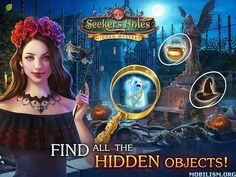 Seekers Notes v1.15.1 (Mod Money)Requirements: 4.0.3+Overview: An enthralling new hidden object game from the creators of The Secret Society!  Solve the mystery of a cursed city! Enter an amazing world of hidden objects. An exciting adventure with an...