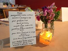 Platelickers supper club#2. Amazing menu & a great night...