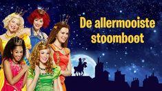 Sinterklaasliedje: De allermooiste stoomboot - Prinsessia