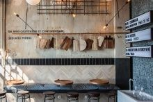 Otto e Mezzo Bistro Bar Serves Up an Urban Mediterranean Fusion in Thessaloniki