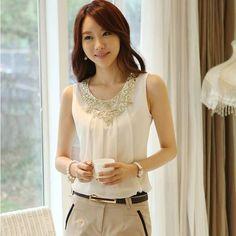 baae902489a69 Blusa de vestir moda asiática  349 todas las tallas disponibles. Envíos  gratis a toda la