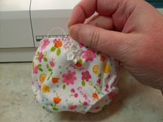 "Abbie's Sewing and Stuff: 18"" Doll Panties"