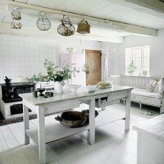 Farmhouse in Sweden / Kitchen