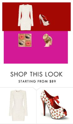 """""""Untitled #48"""" by matty1167 on Polyvore featuring Balmain"""