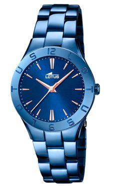 c1abe6056f2e Reloj Lotus mujer 18249 2. Relojes Lotus ...