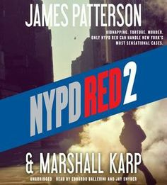 NYPD Red 2 by James Patterson  Marshall Karp