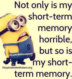 Despicable Me Funny Minions Quotes. QuotesGram - There has never been a definite guide to the names of the Minions in the… Best Picture For Funny - Despicable Me Funny, Funny Minion Memes, Minions Quotes, Minion Humor, Minion Sayings, Calvin And Hobbes, Minions Love, Minions Pics, My Minion