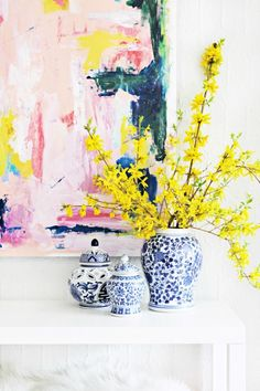 Blogger Stylin' Home Tours: Spring Edition