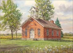 """Sylvania, Ohio artist works shown in Toledo galery; The """"Walter Chapman Centennial"""" exhibit comprises more than 50 watercolor paintings, representing local and international landscapes, as well as architecture portrayed in Chapman's distinctive and celebrated style."""