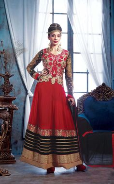 Shop for vibrant maroon suit @ Rs 2850!!  #SalwarSuit #Suits  #Salwarsuits #Suit #SalwarKameez #Kameez