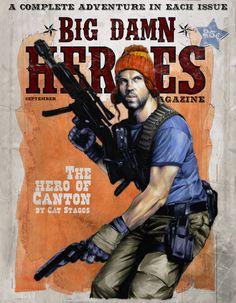Big Damn Heroes 2 by gattadonna.deviantart.com