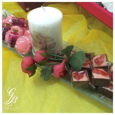 إستمتع بطعم الرومانسية... نقدم الأجمل والألذ في جميع مناسباتكم   #شريككم_التراثي #مصنع_بسام_الغراوي