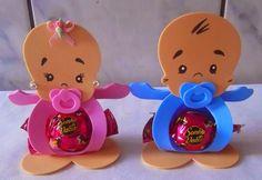 Eu Amo Artesanato: Lembrancinha chá de bebe com molde