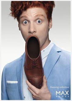 https://newevolutiondesigns.com/30-creative-shoe-advertisements  http://www.brandflakesforbreakfast.com/2013/03/ahhhhhhhhh.html https://www.facebook.com/XtremeFreelance/