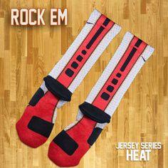 My team Miami Heat.....supa cool  #ROCK EM