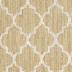 STAINMASTER Active Family Rave Review 12-ft W Fresh Citrus Berber/Loop Interior Carpet