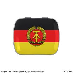 Flag of East Germany (DDR)