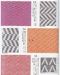 Knitting Machine Patterns, Knitting Stitches, American Girl Clothes, Slip Stitch, Stitch Patterns, Knit Crochet, Album, Girl Outfits, Lace