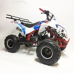QUAD APOLLO SPORTRAX SPECIAL 125CC