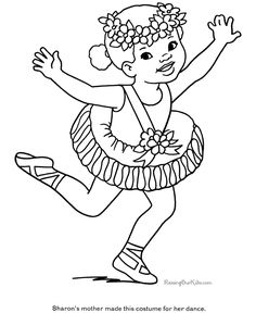 ballerina coloring pages google search
