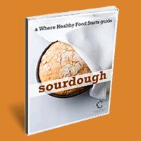 How to adapt any recipe to become a sourdough recipe plus a free sourdough e-book