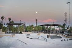 Sidewinder Skatepark, El Centro CA