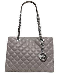 61f168206c52 MICHAEL Michael Kors Susannah Medium Tote - Handbags  amp  Accessories -  Macy s Medium Tote