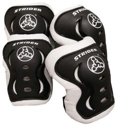 Strider Knee and Elbow Pad Set, Black Strider http://smile.amazon.com/dp/B00766HCUM/ref=cm_sw_r_pi_dp_2QEtwb0XT0A5Q