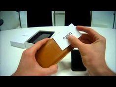 Breffo iPhone 5/5S Leather Sleeve - YouTube
