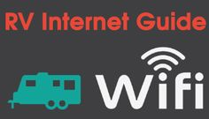 Most RV'ers struggle with how to stay connected on the road. Our Guide to RV Internet and Mobile WIFI can HELP! Its not as complicated as it seems!