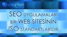 SEO, Web Sitesinin ISO Standartlarıdır Slogan, Seo