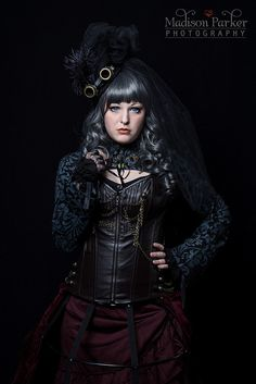Gothic Art...By Artist Madison Parker Photography...
