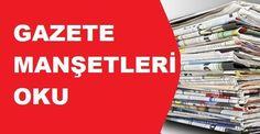 Gazete Manşetleri Oku 10 Nisan (Gazete Haberleri-Gazete Oku-Manşetler) 2015