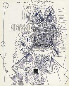 Pablo Picasso. Le roi. 1972 year